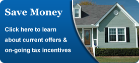 Save Money - Click here to learn about current offers.